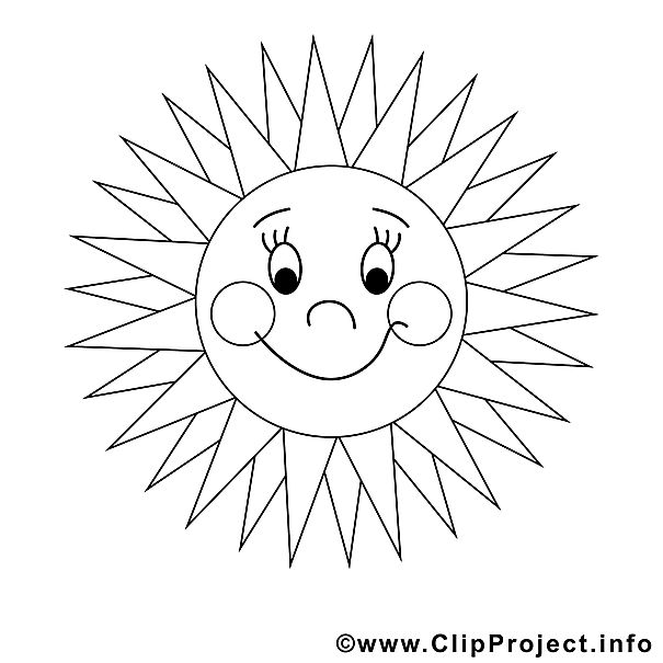 Sonne Malvorlage Malvorlagen Ausmalbilder Sommer Malvorlagen