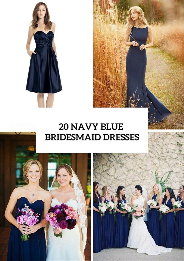20 erstaunliche Marine-Blau-Brautjungfernkleid-Ideen  - erstaunliche, MarineBlauBrautjungfernkleidIdeen - Mode Kreativ - http://modekreativ.com/2016/07/29/20-erstaunliche-marine-blau-brautjungfernkleid-ideen.html