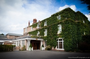 Rowton Hall Country House spa & hotel, Chester