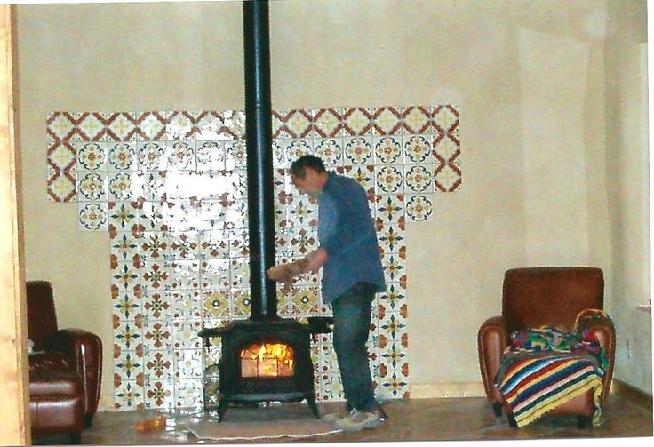 1000 Ideas About Wood Stove Wall On Pinterest Wood