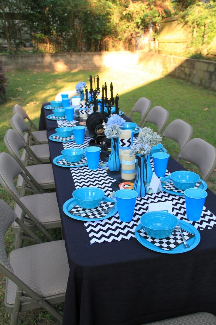 baby shower hosted for dear friends