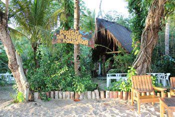 Dica de onde ficar em Boipeba:  Pousada e Camping Recanto dos Pássaros (seu Raimundo): R$30,00 por pessoa - Kitnet com cozinha