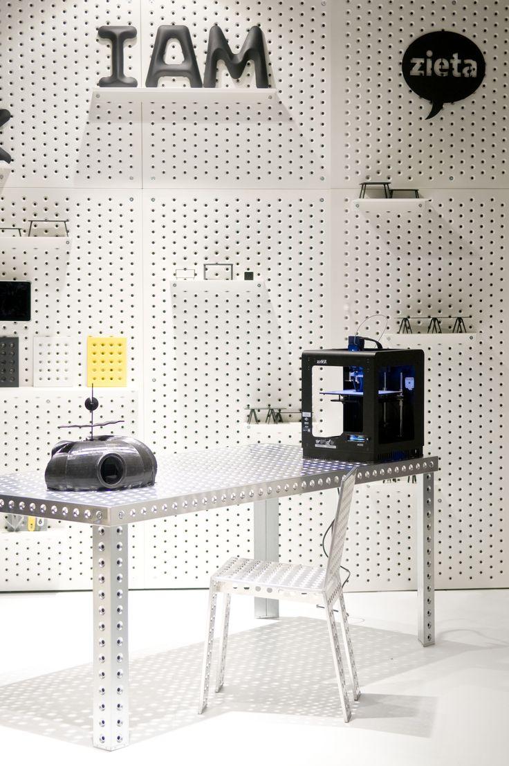 3+ SYSTEM https://shop.zieta.pl/pl,c,27,kolekcja_.html  and Zortrax 3D printer https://zortrax.pl/