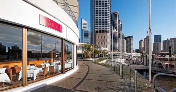 ARIA - Restaurant Brisbane City