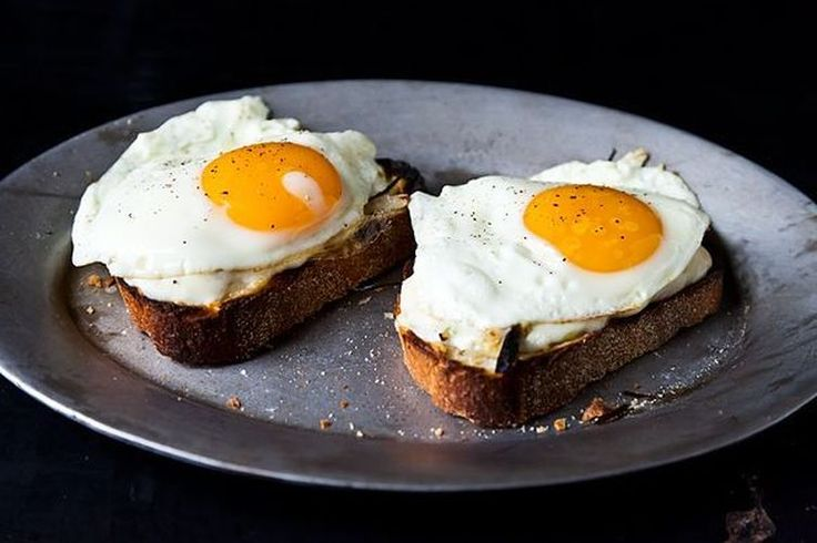 croque madame | The Green Madame recipe on Food52