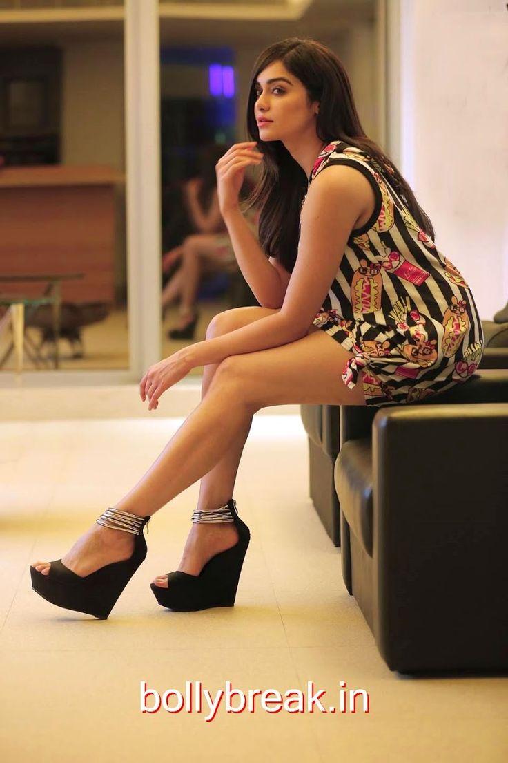 Adah Sharma Hot Pics from Times Nightlife Awards 2016