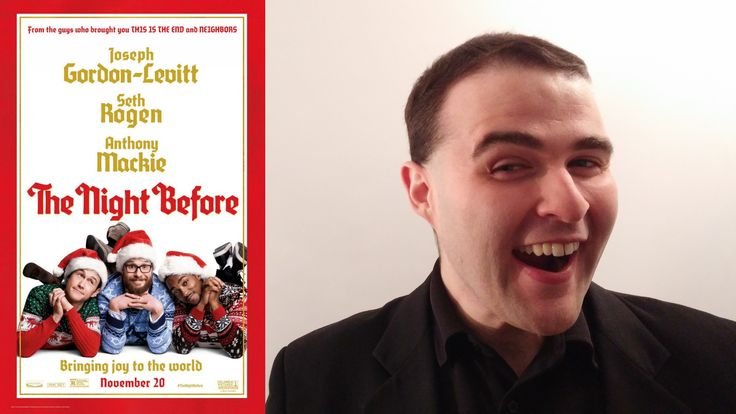 The Night Before Movie Review (Does Seth Rogen = Hilarious Christmas Com...