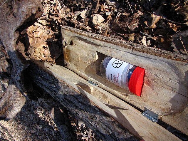 creative geocaches - Google Search