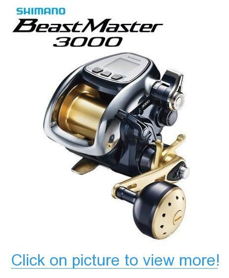 SHIMANO 13 BEAST MASTER 3000 Electric Fishing Reel #SHIMANO #BEAST #MASTER #Electric #Fishing #Reel