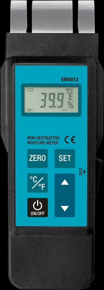 All-sun EM4812 Digital Moisture Meter