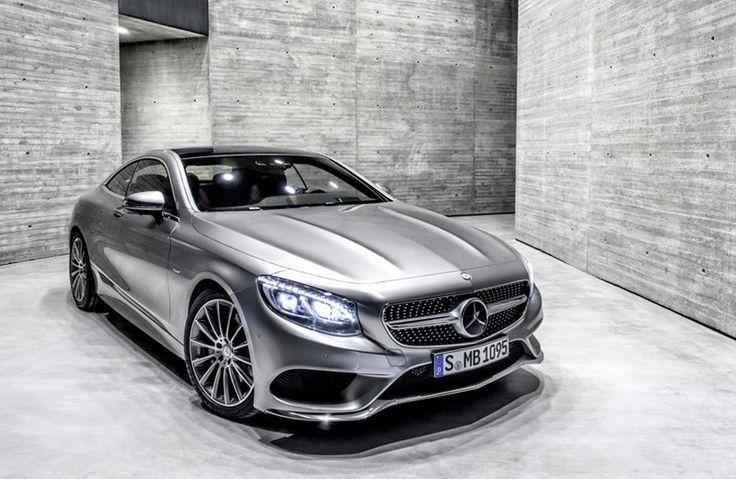 Nouvelle Mercedes Classe S Coupé : vraiment éblouissante !