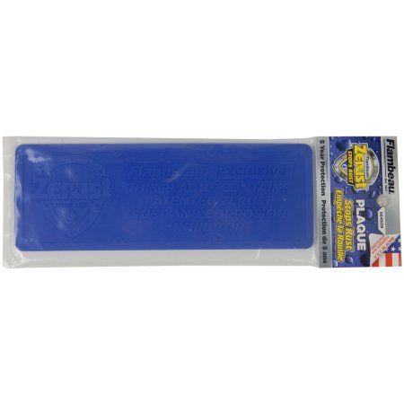 Flambeau Zerust Plaque Rust Prevention, Blue