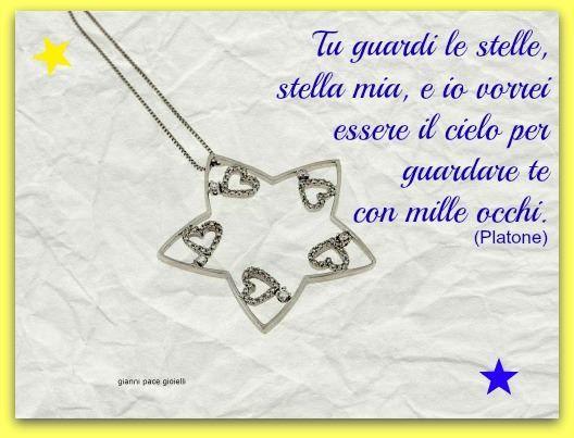 #Citazioni #gioielli #stella