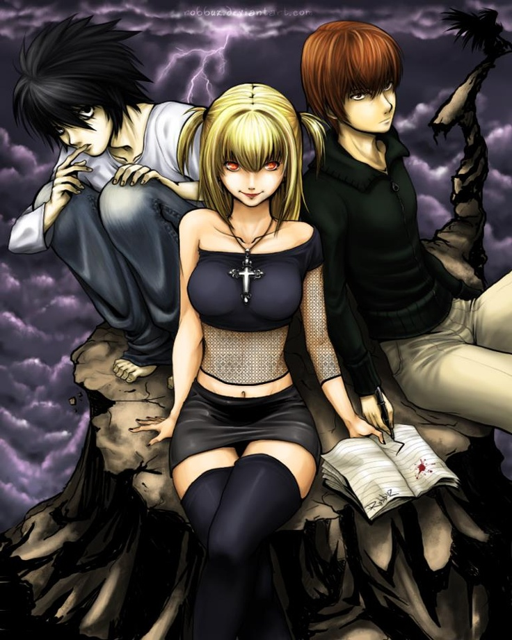 333 best Death Note images on Pinterest Best quotes, Board and - death note