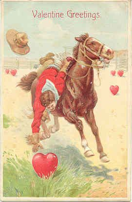 420 best VALENTINES COWBOYS  INDIANS VINTAGE images on Pinterest