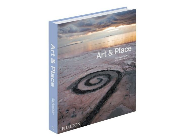 Art & Place is a survey of more than 500 site-specific American artworks 11,000 BC to 2012 AD—everything from rock paintings and land art to stained glass and sculpture. Consider it inspiration for their next road trip.