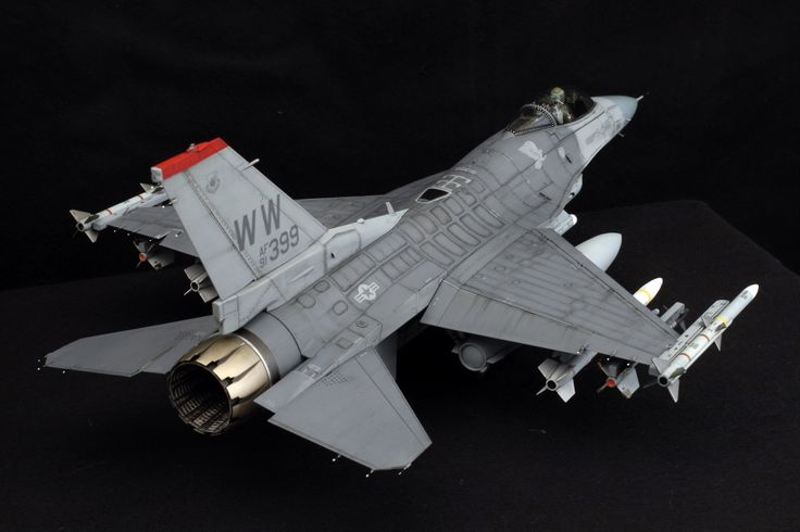 F-16 Scale 1 : 32 by Tamiya | Military Aircraft Scale ...
