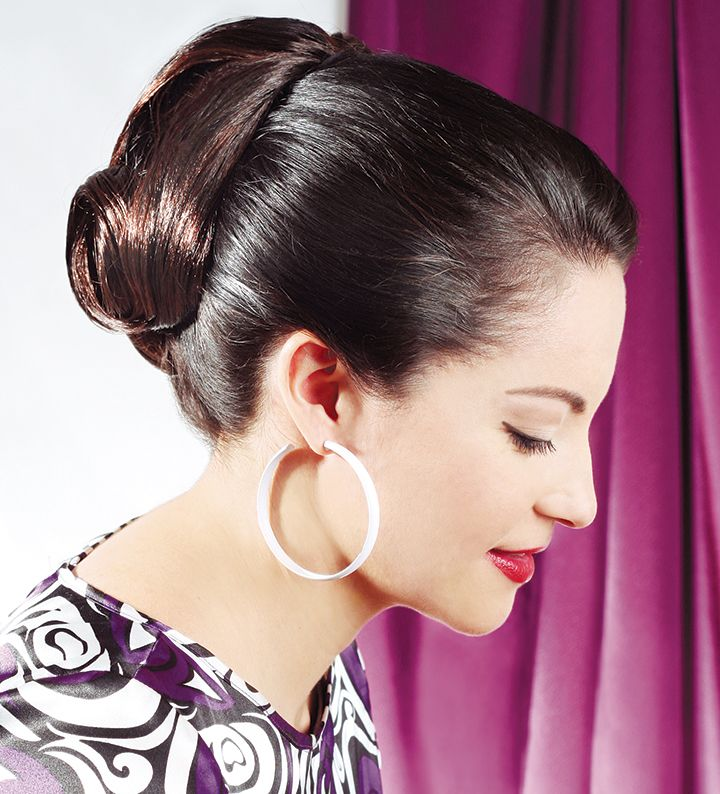 1960s Up-do vintagehairstyling-com