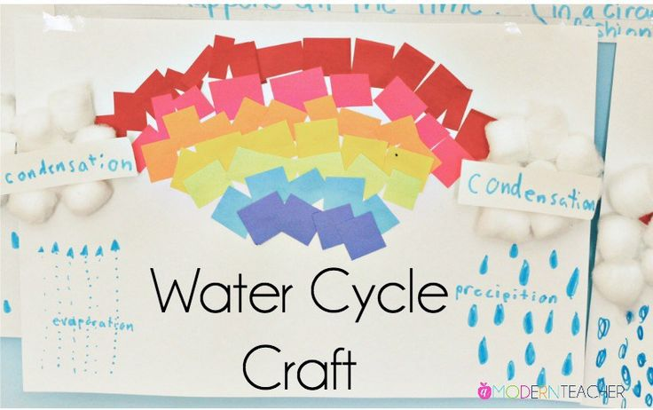 water cycle craft ideas 1000 ideas about water cycle craft on water 5704