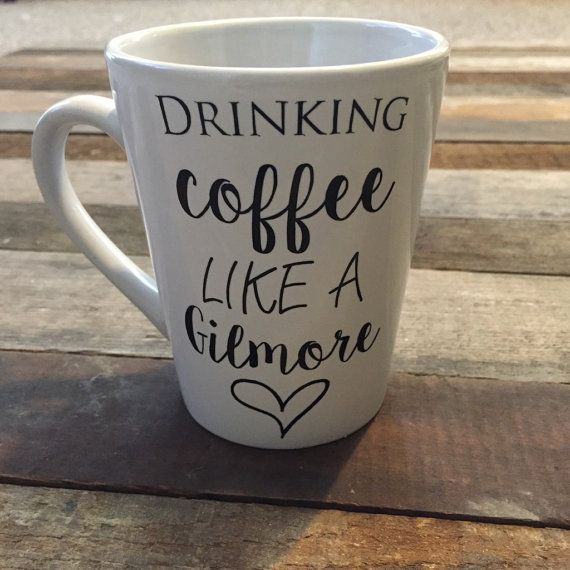 Drinking Coffee Like A Gilmore + mehr Gilmore Girls merchandise! | www.couchtalk.net
