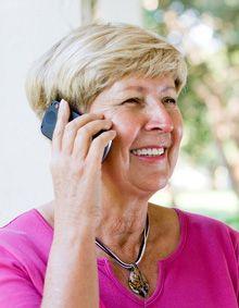 téléphones pour senior - comparatif que choisir