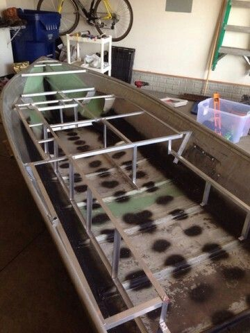 Framing aluminum boat modifications pinterest for Best aluminum fishing boat for the money