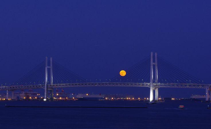 Photograph Super Moon by Ichiro Murata on 500px