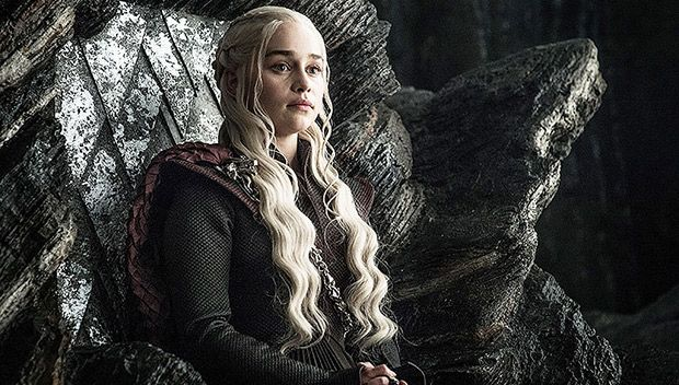 'Game Of Thrones' Recap: Daenerys & Jon Snow Meet & Cersei Gets Her Revenge https://tmbw.news/game-of-thrones-recap-daenerys-jon-snow-meet-cersei-gets-her-revenge  Daenerys and Jon Snow finally came face-to-face on the July 30 episode of 'Game of Thrones.' Plus, Cersei's thirst for vengeance continued and there was one epic reunion!Jon Snow arrives at Dragonstone with Davos by his side. He sees Tyrion as soon as he steps off the boat. They shake hands and acknowledge that a lot has changed…