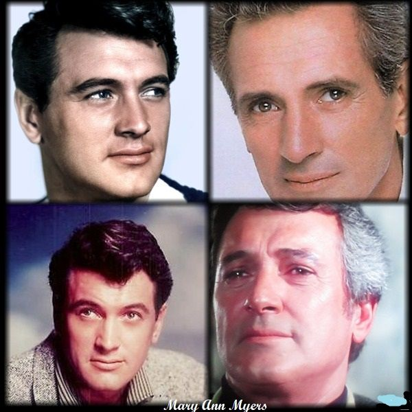 From Young To Older Rock Hudson Beauty Increased In 2020 Rock Hudson Hudson Beauty