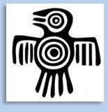 The Aztec Spirit Bird Crop Circle UK 2009 by Psychedelic Adventure