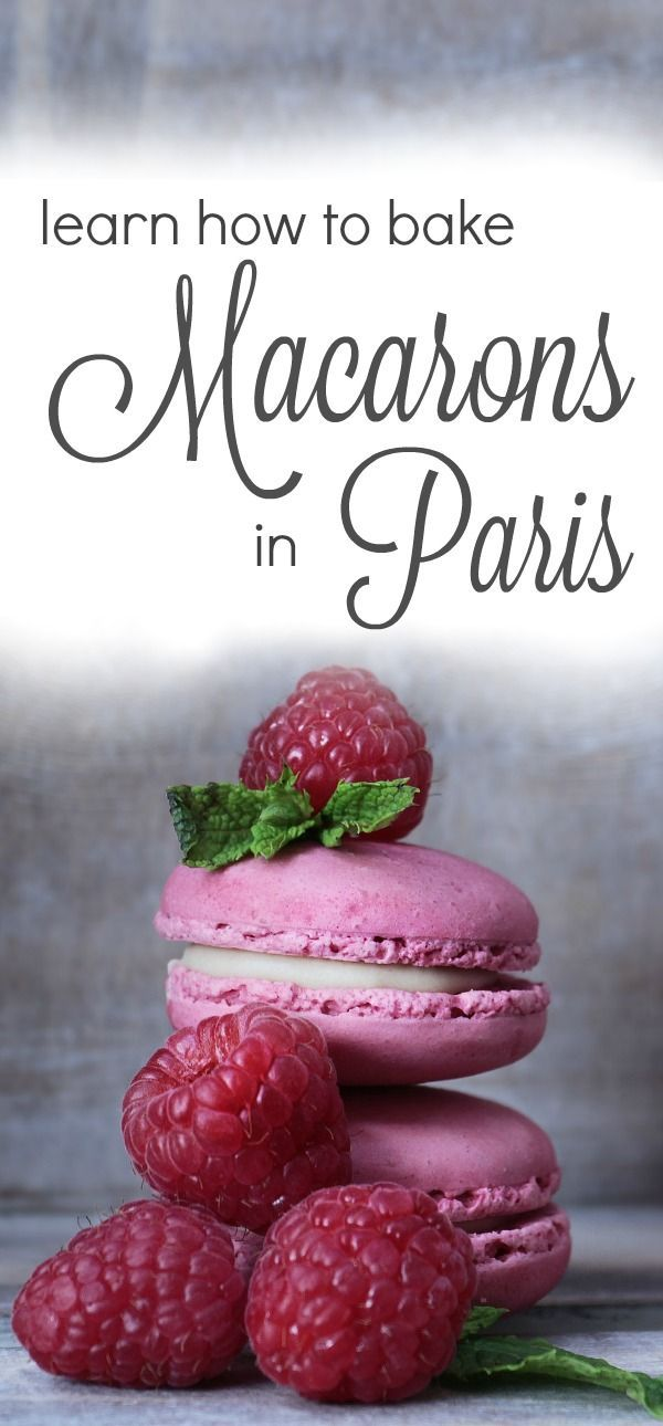 Take a Macaron class in Paris and learn how to bake classic french Macarons. Learn from professional french chefs in a cooking class in Paris how to bake authentic french Macaron. Great baking and pastry courses, classes and workshops in Paris for all foodies that are visiting Paris and want to take a special experience back home.