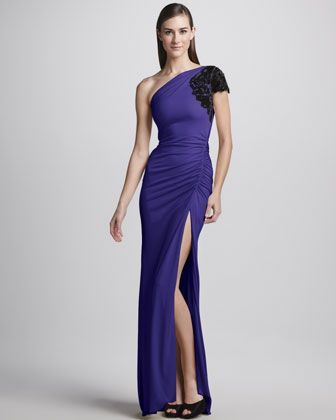 23 best One Shoulder Cocktail Dress images on Pinterest | Party wear ...