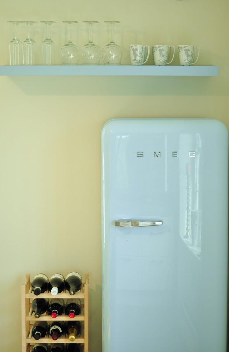 51 best smeg images on Pinterest   Kitchens, Smeg fridge and ...