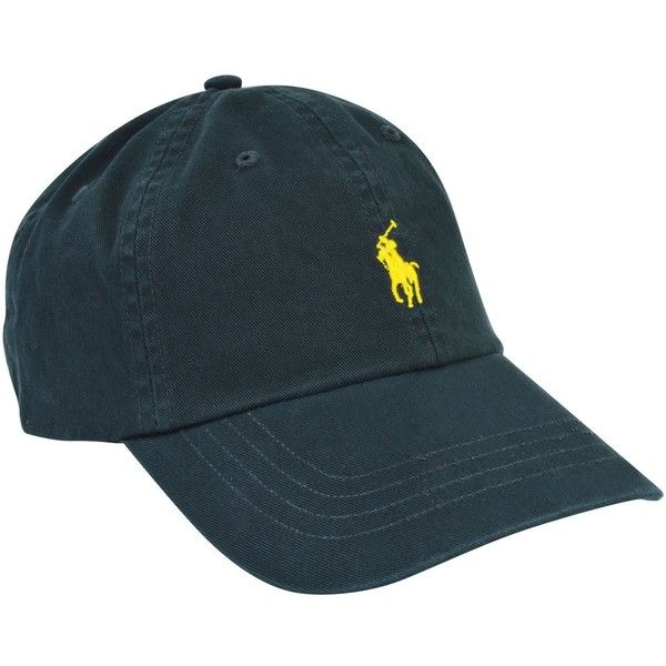 POLO RALPH LAUREN Classic Sport Cap ($30) ❤ liked on Polyvore featuring accessories, hats, sport caps, sports hats, sport hats, polo ralph lauren and sports caps hats