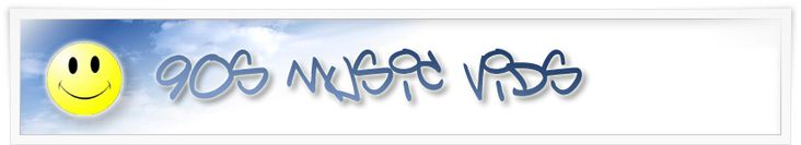 A website with over 1000 music videos from the 90s. And in alphabetical order. Pure. Awesomeness.