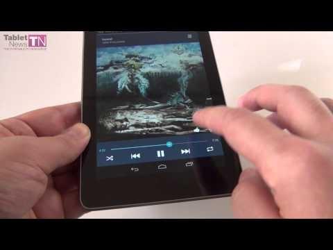 Nexus 7 Review - Tablet-News.com
