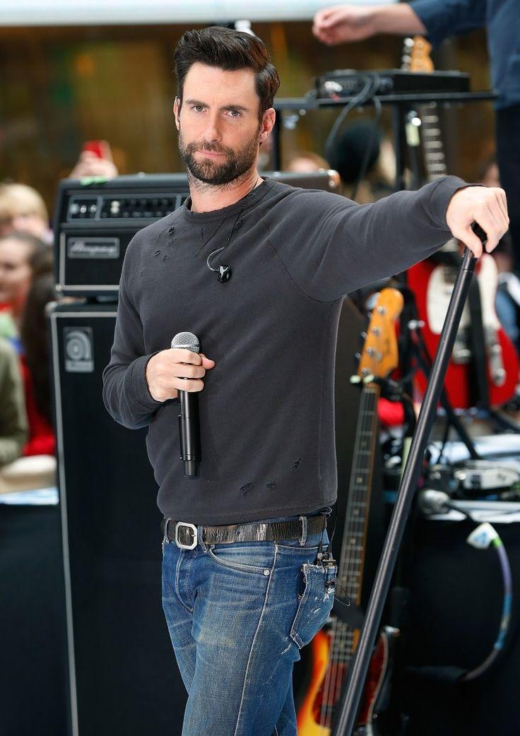 Adam Levine | GRAMMY.com: Men S Hairstyles, Sexy Humans, Hunky Adam, Levine Mmmm, Ahh Adam, Instagram Photo, Adam Levine Always, Adam Levine 3