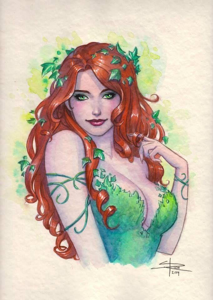 Poison Ivy by Sabine Rich *