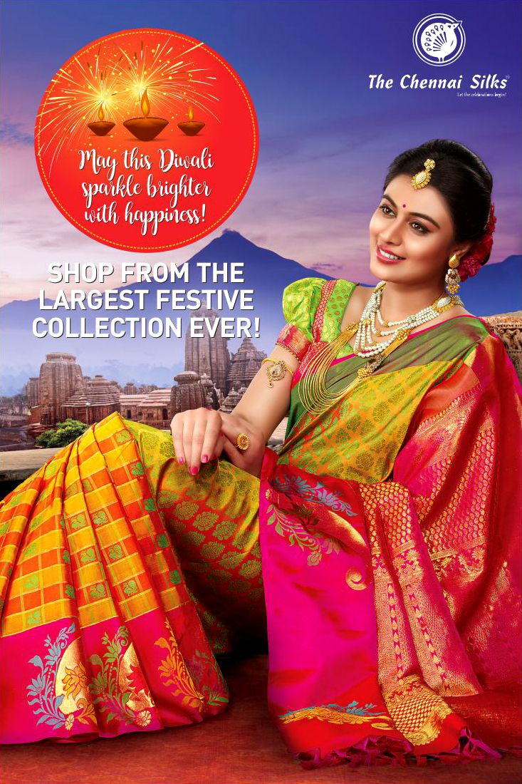 Diwali excitement everywhere, enjoy shopping!