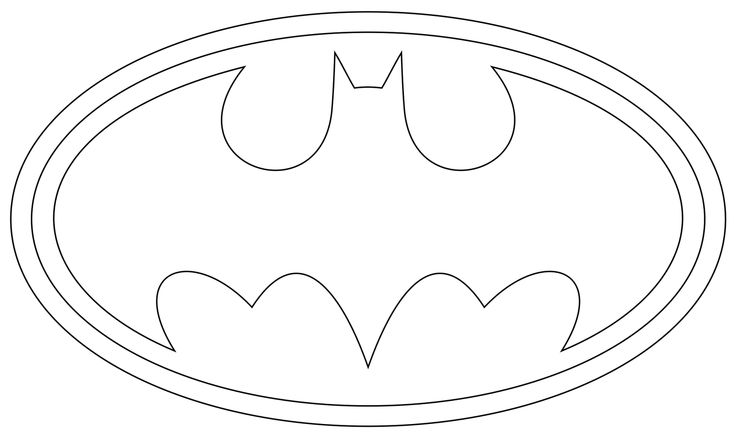 1000 images about batman party on pinterest birthday for Batman logo cake template