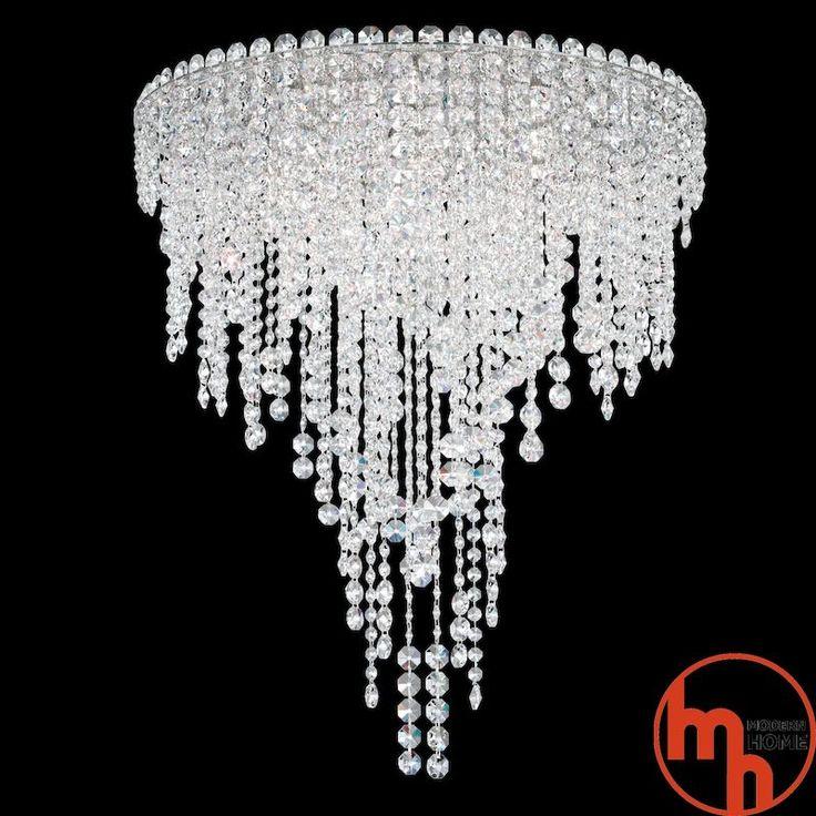 Люстра для столовой комнаты Schonbek - Потолочный светильник Chantant  фото №1