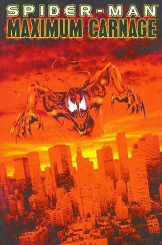 Spider-Man: Maximum Carnage - http://www.darrenblogs.com/2017/04/spider-man-maximum-carnage/