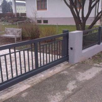 Zaun aus Polen, Metallzaune,Tor,Tore, Metalltreppen