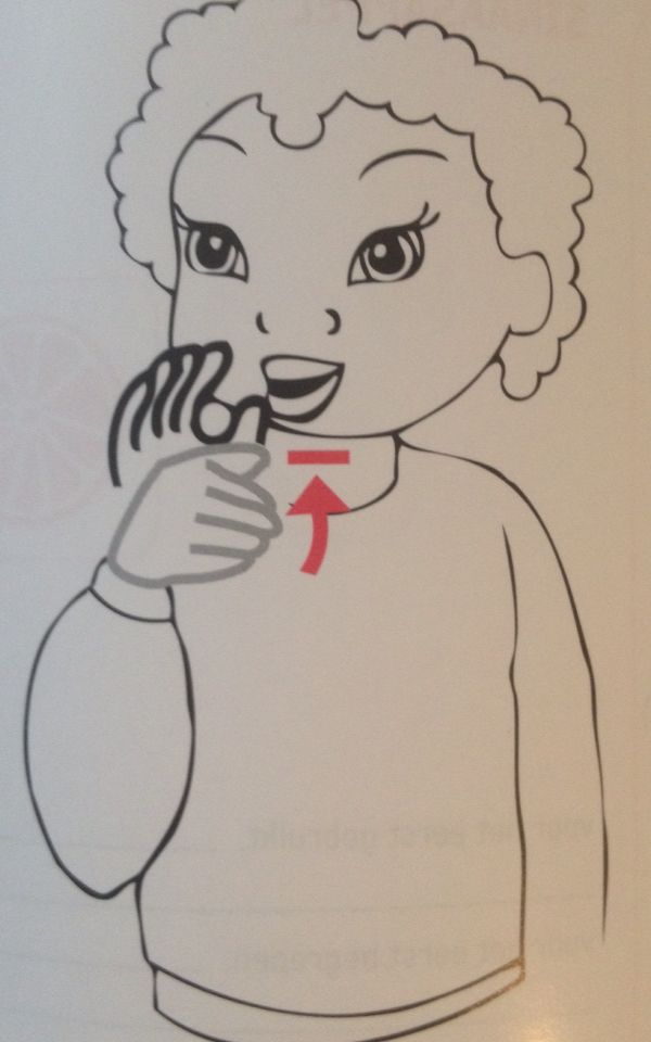 Babygebaren - SAP