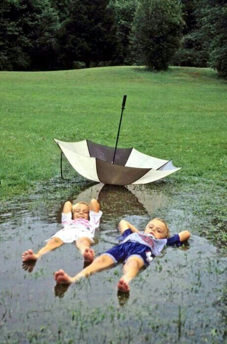 Summer Rainy Day Fun