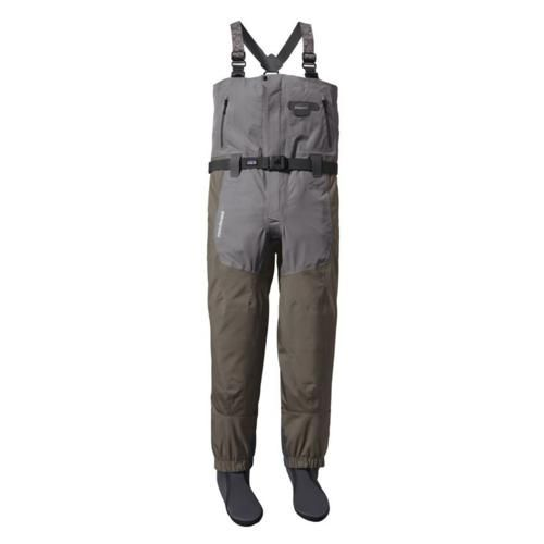 patagonia rio gallegos guide zip front waders closeout