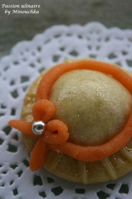 """""""Les Chapeaux"""" : gâteaux en forme de chapeaux - Passion culinaire by Minouchka"""