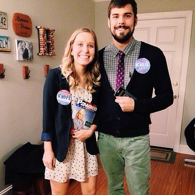 Leslie Knope and Ben Wyatt, Parks and Recreation