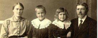 Blästas genealogisida - Norrland och Småland, bl a Härnösands herdaminne