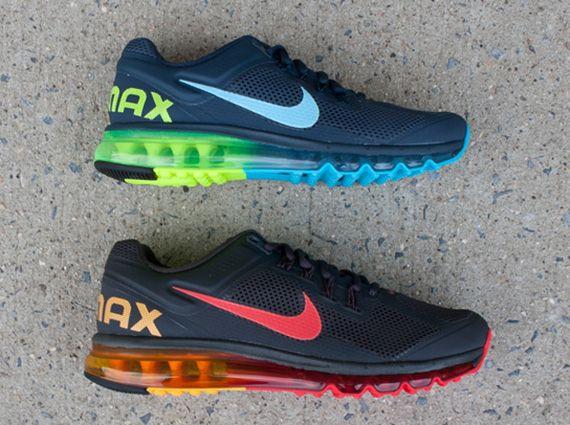 """Nike Air Max+ 2013 """"Gradient"""""""